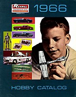 Vintage Model Kit Catalogs 1950-1999