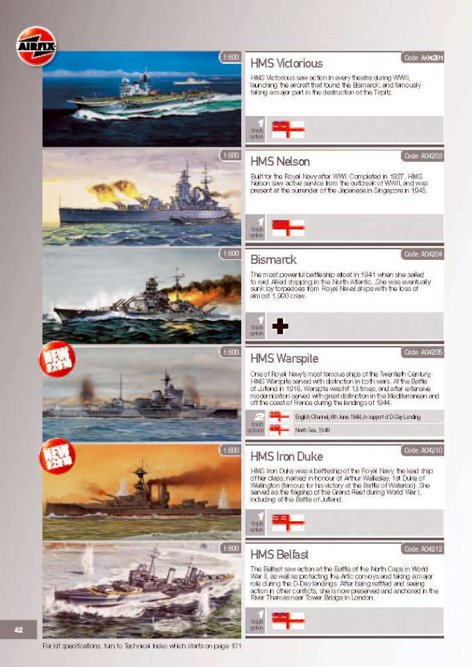 Airfix 2010 Page 044-960