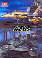 Current Model Kit Catalogs 2000-Now