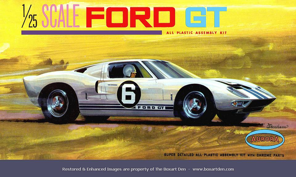 Image Result For Ford Gt Box