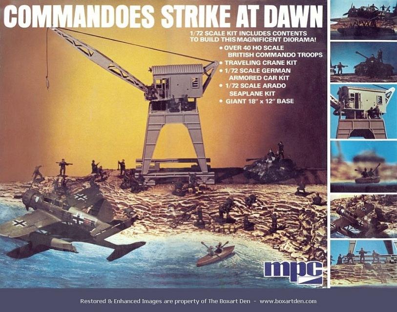 MPC Commandos Strike At Dawn