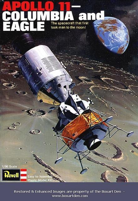 spacecraft columbia and eagle - photo #2