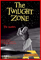 "Aurora Twilight Zone ""The Invaders"""