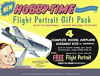 Hobbytime Flight Portrait Gift Pack 2