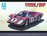 IMC 117-200 MARK FOUR FORD GT