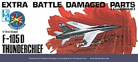 IMC F-105D Battle Damage