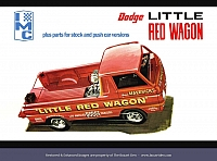 IMC Little Red Wagon