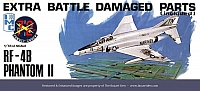 IMC RF-4B Battle Damage