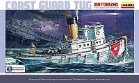 Lindberg Coast Guard Tug '70's Box