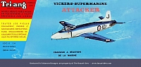 Tri-Ang Vickers Supermarine Attacker