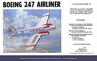 Williams Brothers Boeing 247 2nd Box