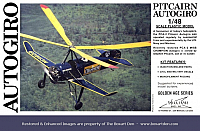 Williams Brothers Pitcairn Autogyro