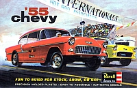 Bob Paeth & Revell's '55 Chevy kit