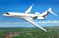 Bombardier Global Express by Mike Machat-960