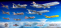 Douglas airliners by Mike Machat-960