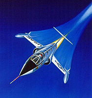 Lockheed F-104 Starfighter by Mike Machat-960