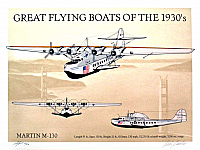 Martin M-130 Great Flying Boats-960