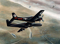 NAA F-82 Twin Mustang by Mike Machat-960