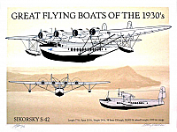 Sikorsky S-42 Great Flying Boats-960