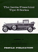 Isotta Fraschini Tipo 8 Series