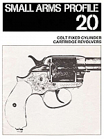 Colt Fixed Cylinder Cartridge Revolvers